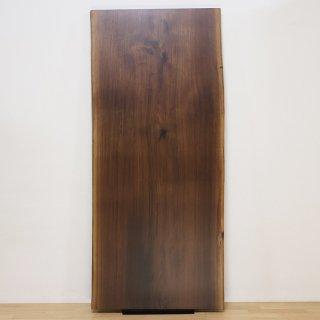 <span class='ic02'>設置無料</span>一枚板 ブラックウォルナット 【特選】 <ウレタン塗装> ita-15758-walnut