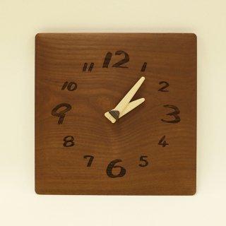 <span class='ic03'>送料無料</span>木の時計「ozabu(おざぶ)」 桑(くわ) クォーツ clock-oz-01