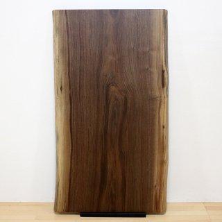<span class='ic02'>設置無料</span>一枚板 ブラックウォルナット 【特選】 <ウレタン塗装> ita-16639-walnut 【サマーキャンペーン特別価格】