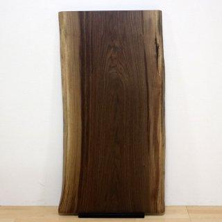 <span class='ic02'>設置無料</span>一枚板 ブラックウォルナット 【特選】 <ウレタン塗装> ita-16649-walnut 【サマーキャンペーン特別価格】