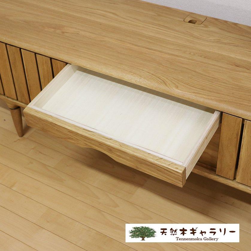 <img class='new_mark_img1' src='https://img.shop-pro.jp/img/new/icons2.gif' style='border:none;display:inline;margin:0px;padding:0px;width:auto;' />【無垢のテレビボード】 MOKU(モク)150  ナラ材 tv-board-moku150