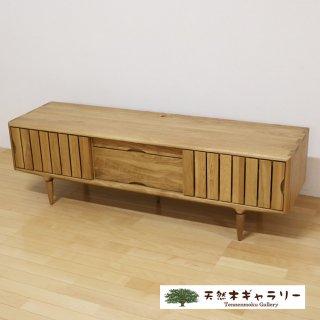 <span class='ic02'>設置無料</span>【無垢のテレビボード】 MOKU(モク)150  ナラ材 tv-board-moku150
