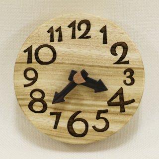 木の時計『手のひらconma』楠 (くす)  クォーツ clock-tc-71