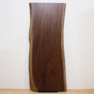 <span class='ic02'>設置無料</span>一枚板 ブラックウォルナット【特選】<ウレタン塗装> ita-16778-walnut 【サマーキャンペーン特別価格】