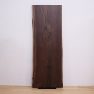 <span class='ic02'>設置無料</span>一枚板 ブラックウォルナット 【特選】 <ウレタン塗装> ita-16979-walnut 【特別御奉仕品】