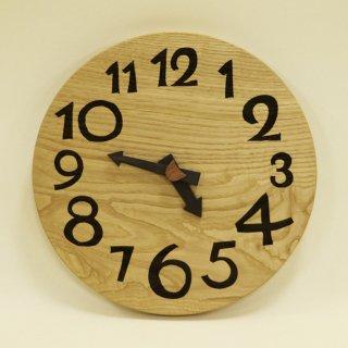 <span class='ic03'>送料無料</span>木の時計「DECCA(デッカ)」 栗(くり) クォーツ clock-d-10-kuri