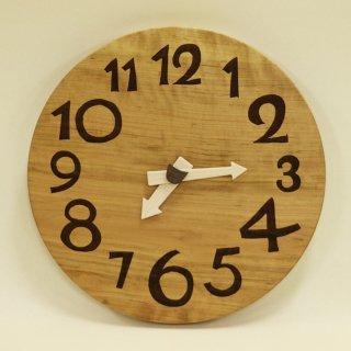 <span class='ic03'>送料無料</span>木の時計「DECCA(デッカ)」 桜(さくら) クォーツ clock-d-07-sakura