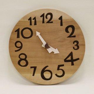 <span class='ic03'>送料無料</span>木の時計「DECCA(デッカ)」 桜(さくら) クォーツ clock-d-43-sakura