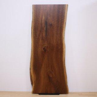 <span class='ic02'>設置無料</span>一枚板 ブラックウォルナット【特選】<ウレタン塗装> ita-14573-walnut-new 【サマーキャンペーン特別価格】