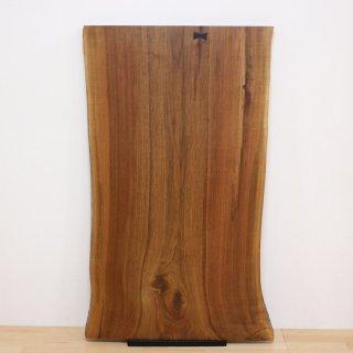 <span class='ic02'>設置無料</span>一枚板 ブラックウォルナット <ウレタン塗装>ita-14261-walnut-s