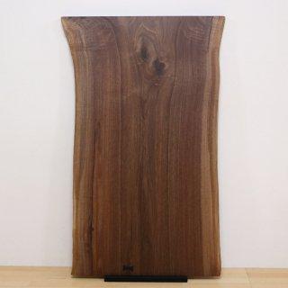 <span class='ic02'>設置無料</span>一枚板 ブラックウォルナット <ウレタン塗装>ita-14261-walnut 【特別御奉仕品】
