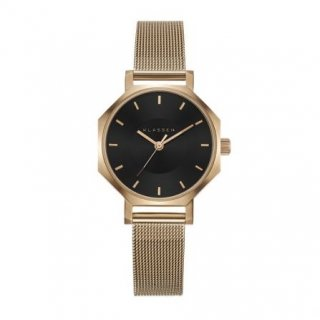 Volare OKTO Dark Rose with Mesh Strap 28mm