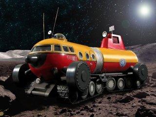 月面探検車 LUNAR EXPLORATION VEHICLE