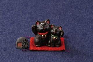 福禄招き猫 ペア