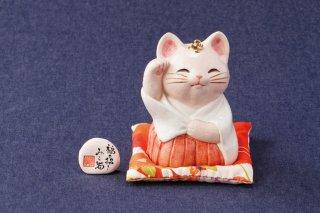 福々招き猫 みこ猫(中)