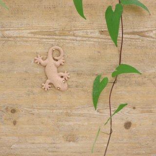 【チビ】家守さま壁飾り(白 尾和)