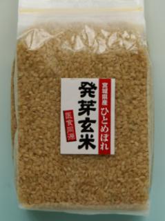ひとめぼれ 発芽玄米1kg