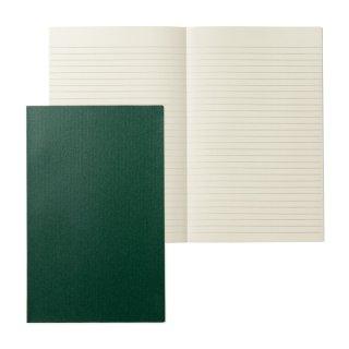 THE BASIC A5ノート ライン グリーン (MB-NLA5G) ★3冊ご購入につきミニ1冊プレゼント!