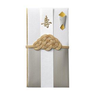 WASOU(和装)金封 白紋 (キ18W)