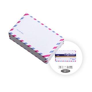 ミニBOX エアメール洋形封筒 (FM-BY206)