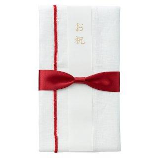 リネン金封 ホワイト (キ-LN10W)