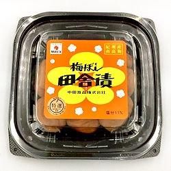 中田食品 紀州梅干田舎漬(110g)