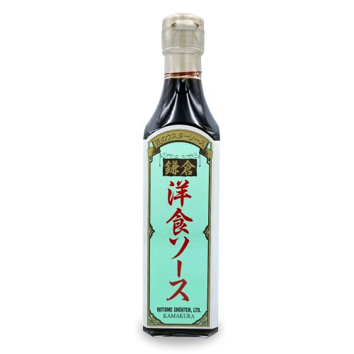 三留商店オリジナル 鎌倉洋食ソース(300ml)