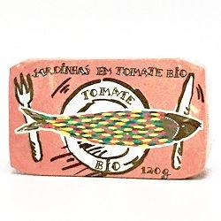 La Gondola オイルサーディンwithオーガニックトマト