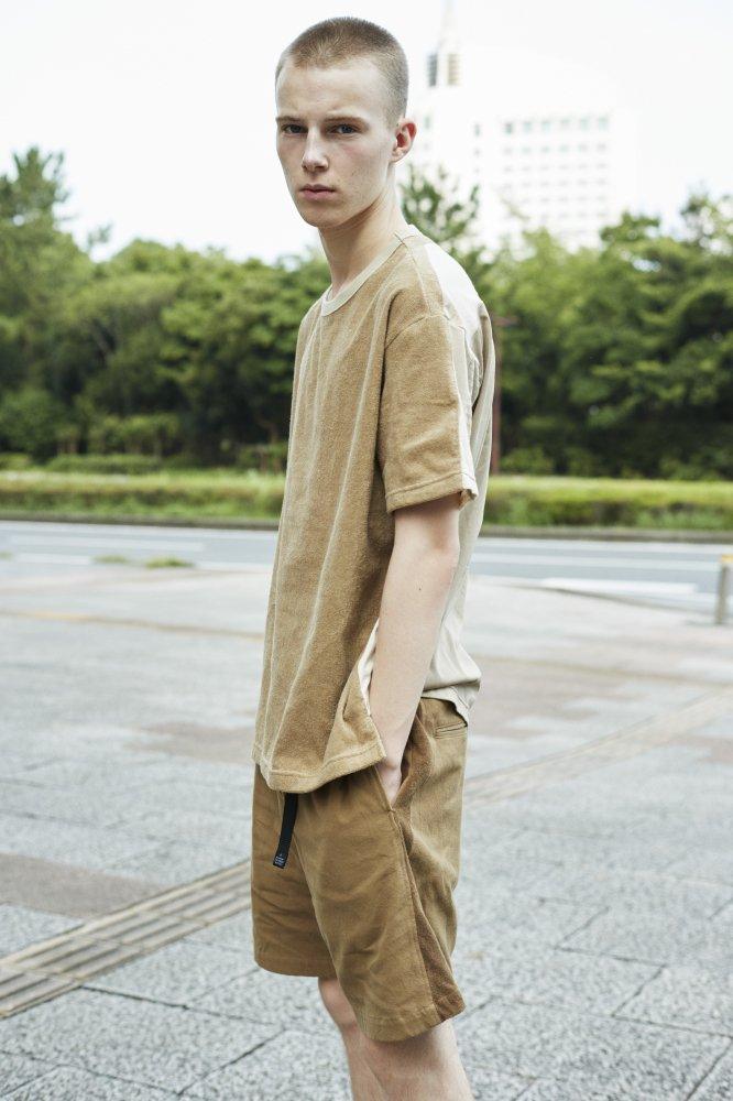 TF 5素材切り替えTシャツ ショートパイル【画像11】