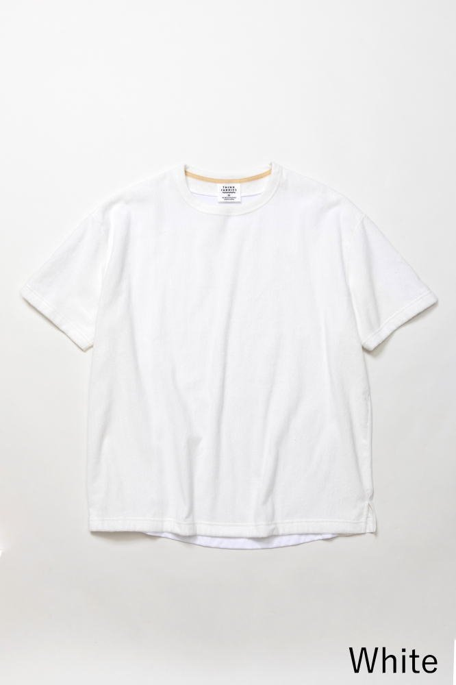 TF 5素材切り替えTシャツ ショートパイル【画像7】