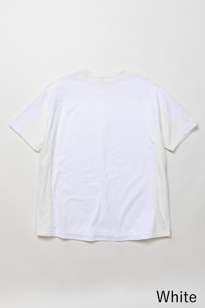 TF 5素材切り替えTシャツ ショートパイル【画像8】