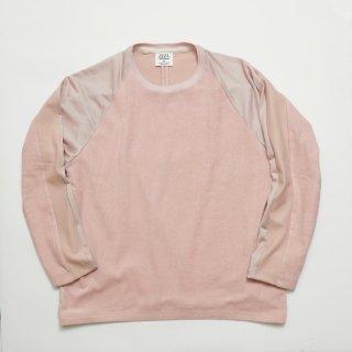 thing fabrics tシャツ ロングスリーブTシャツ(別素材4種切り替え)