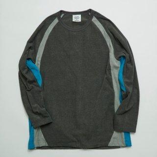 archives 生産終了 ラグランスリーブロングスリーブT−シャツ(同素材色切り替え)