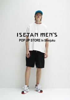 イベントのお知らせ 【出店情報】THING FABRICS ISETAN Shinjyuku Men's POP UP STORE 4月10日(水)〜4月23日(火)