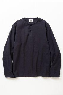 2020AW TF ヘンリーネックシャツブロード織り風タオルクロス