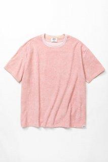 ウェア 5素材切り替えTシャツ ショートパイル