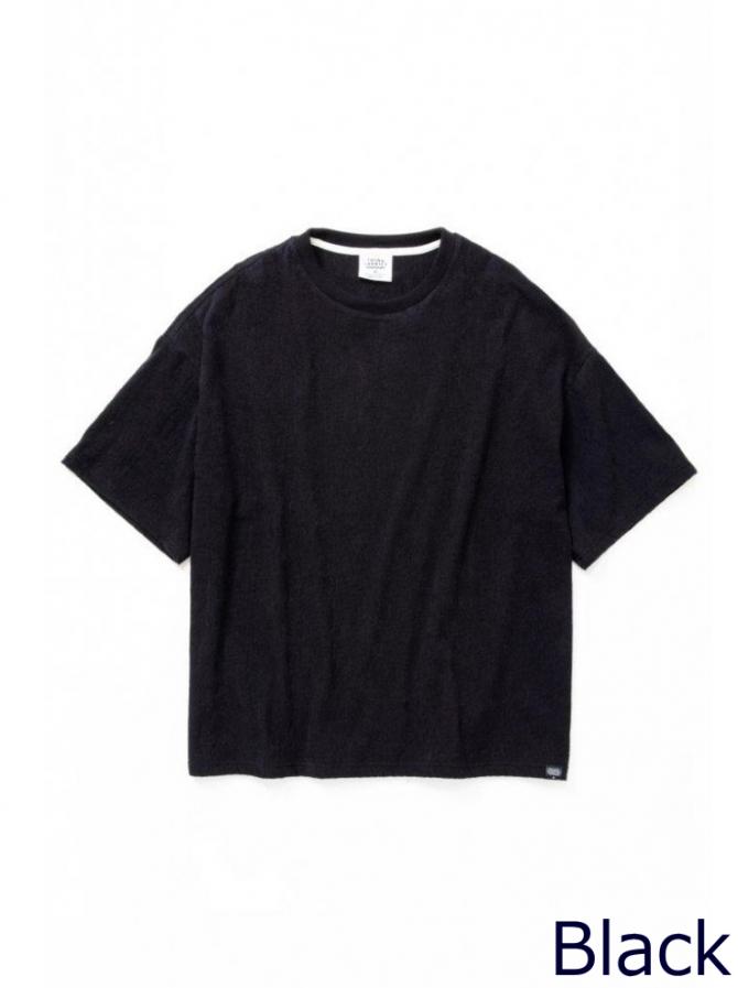 ルーズTシャツ 1ミリパイル