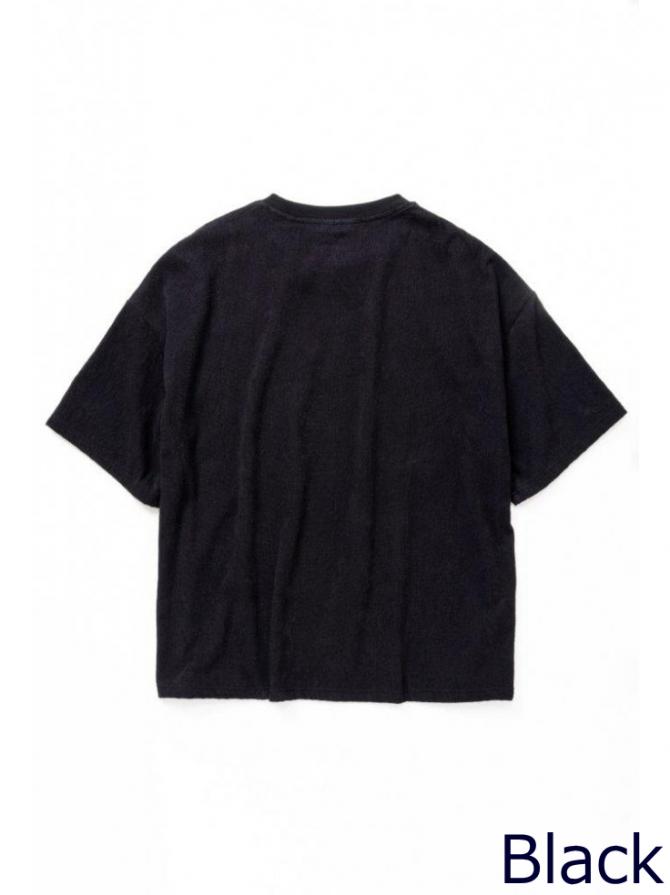 ルーズTシャツ 1ミリパイル【画像2】