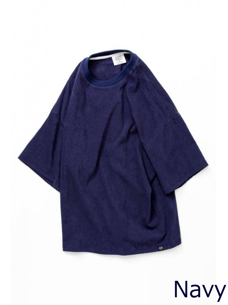 ルーズTシャツ 1ミリパイル【画像3】