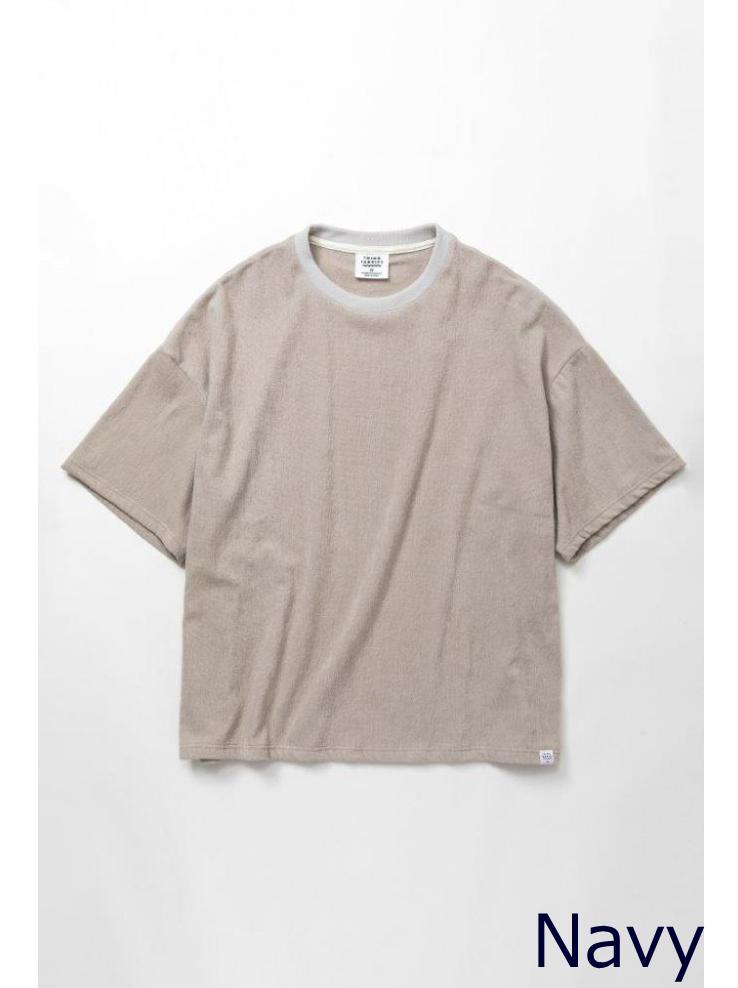 ルーズTシャツ 1ミリパイル【画像4】