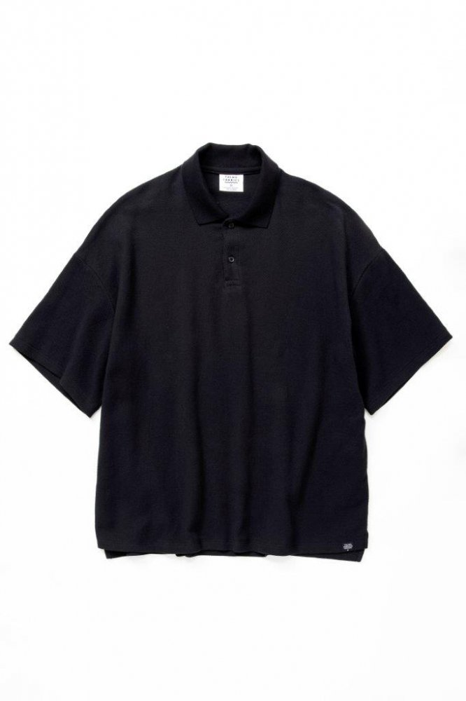 ポロシャツ バスケット柄タオルクロス【画像3】
