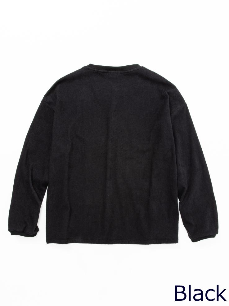 ロングスリーブ Tシャツ 1ミリパイル【画像2】