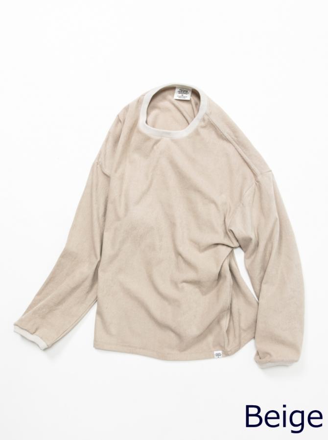 ロングスリーブ Tシャツ 1ミリパイル【画像4】