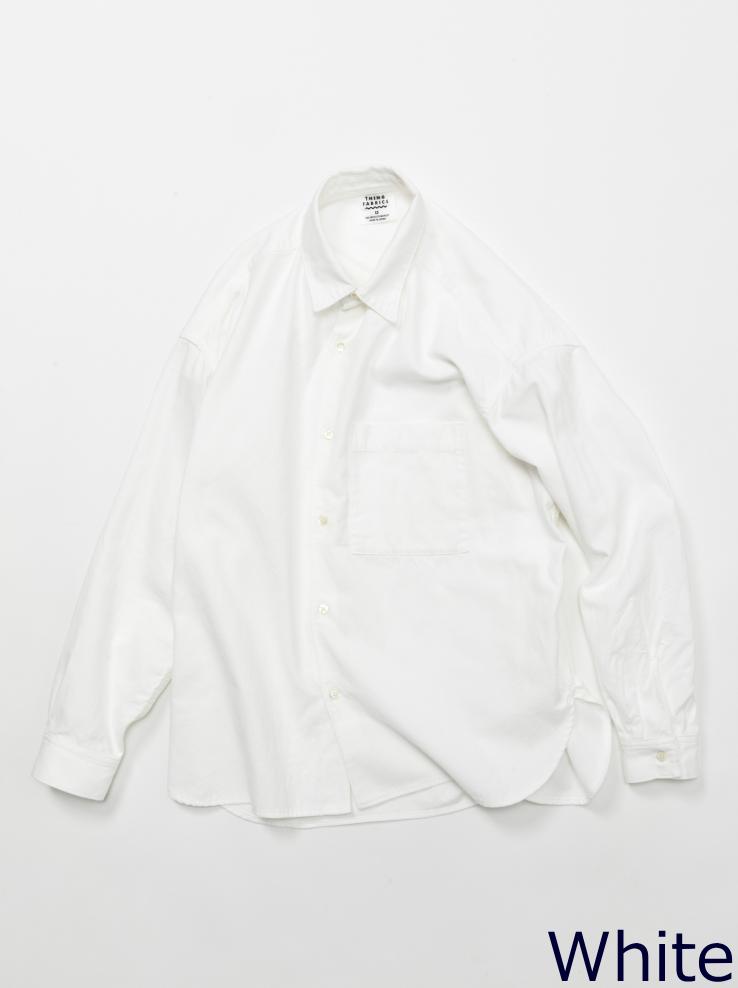 パッカリングシャツ【画像4】
