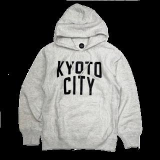 KYOTO CITY SWEAT HOODIE