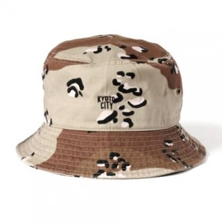 KYOTO CITY BUCKET HAT