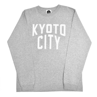 <img class='new_mark_img1' src='https://img.shop-pro.jp/img/new/icons25.gif' style='border:none;display:inline;margin:0px;padding:0px;width:auto;' />KYOTO CITY LONG SLEEVE T-SHIRTS