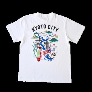 KYOTO刺繍LOGO T-SHIRTS