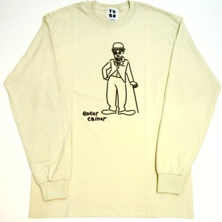 TSSё entertainer L/S T-SHIRTS