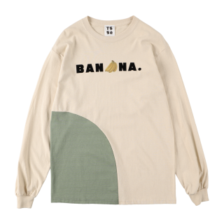 BANANA SWITCH L/S T-SHIRT